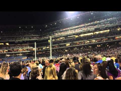 Billy Joel Citizen's Bank Park Opening Theme from the Natural