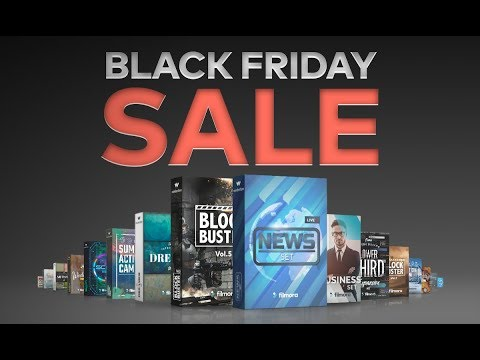 Effects Store Black Friday Sale - 50% Off All Effect Sets, FREE Pack and More