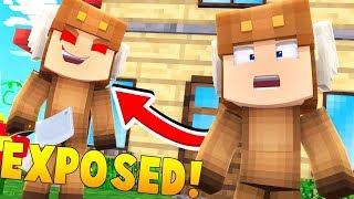 Minecraft Daycare - MOOSECRAFT CLONE EXPOSED! (Minecraft Kids Roleplay)