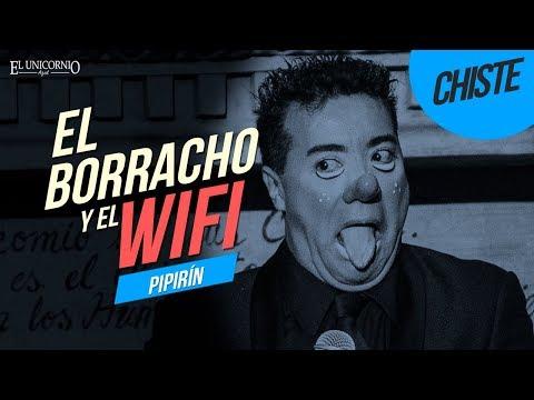 Chiste: El borracho y el Wifi // El Show de Pipirin