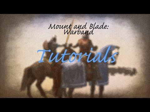 M&B Warband: Being a Vassal Tutorial Part 1