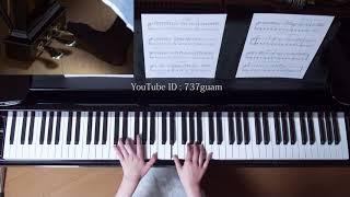 使用楽譜:月刊ピアノ2018年2月号より 採譜者:村上由紀 2018年1月21日 ...
