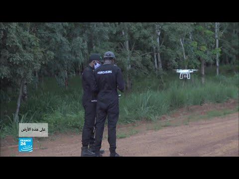 طائرات بدون طيار لمساعدة المزارعين والعاملين بالمناجم في ساحل العاج  - 11:59-2020 / 7 / 10