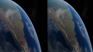 The Galaxy SPACE TRIP Video VR Video HD