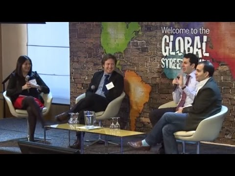 Global Street Fight 2015 - Wall Street Journal, CNBC, Storyful
