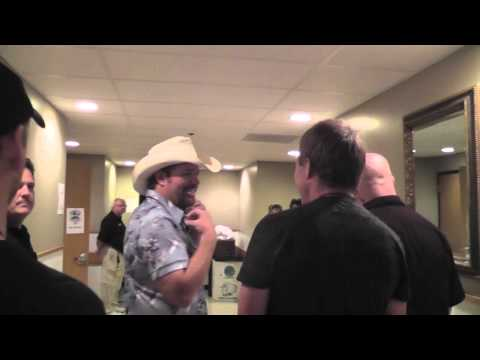 Toby backstage pre-show- Jiffy Lube Live - DC 9/10/11 Thumbnail image