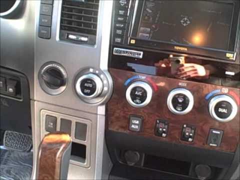 2012 Toyota Tundra Platinum Trd Big Brake Kit In St