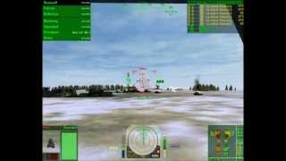 MechWarrior 4: Mercenaries (Davion/Noble) - Tharkad - Overlord