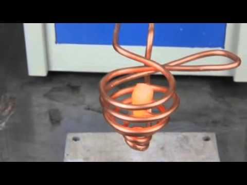 induction magnetic levitation melting