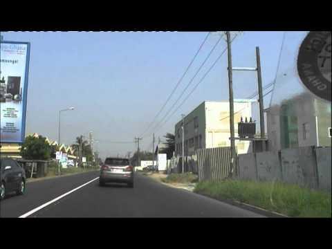 Spintex Road (Action Chapel To Sakumono Junction) - Accra (December 2011)