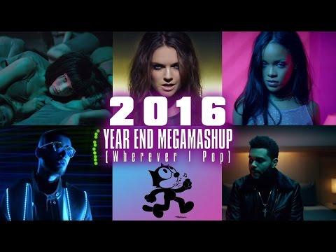 Happy Cat Disco - 2016 Year End Megamashup (Wherever I Pop)