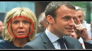 La Vérité ÉCLATE enfin au monde entier :  Cette vielle dame appelée Brigitte Macron n'est pas La thumbnail