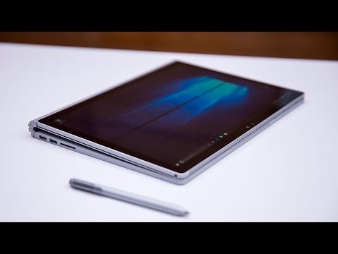 Hands-On: Microsoft Surface Book and Surface Pro 4