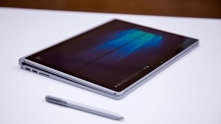 hands on microsoft surface book and surface pro 4