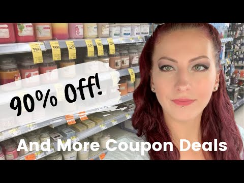 MORE 90% Off Clearance!! 😱 Plus Coupon Deals 8/18 - 8/24