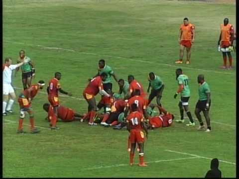 Coupe d'Afrique 2016 - Madagascar - Juin 2016 - Groupe B