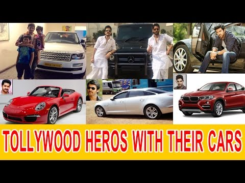 Thumbnail: Tollywood Actors And Their Cars