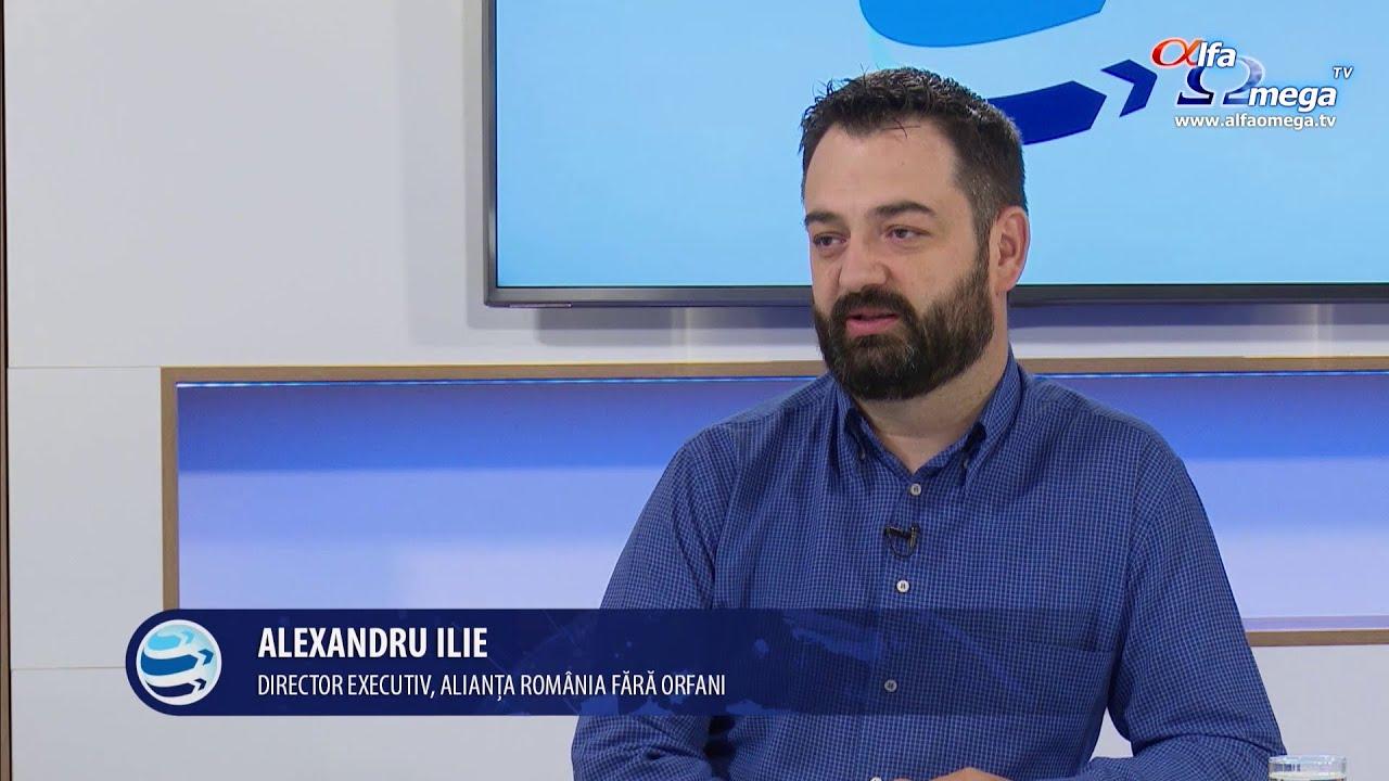 Realitati si perspective 6 - Romania fara orfani - Alexandru Ilie
