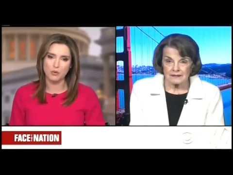 Feinstein denies bowing to progressive pressure on Gina Haspel: 'That's your interpretation'