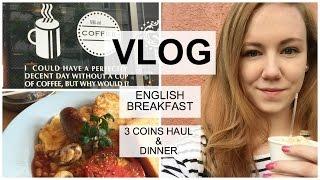 Vlog: English Breakfast in Tokyo & 3 Coins Haul!!!