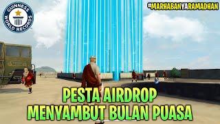 PESTA AIRDROP DIATAS FAKTORY MENYAMBUT BULAN PUASA