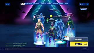 FORTNITE. I was playing with subscribers. WHO WANTS TO GIVE ME THE GIFT TO LOOK AND DESCRIPTION.