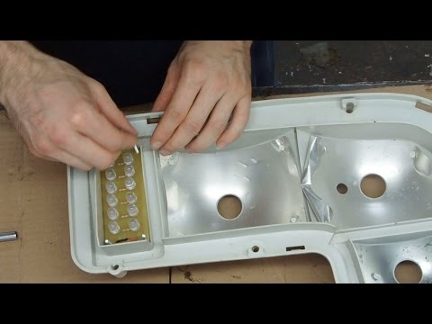 Part 41: LED Tail Light Conversion, Part 1 - My 76 Mazda RX-5 Cosmo Restoration