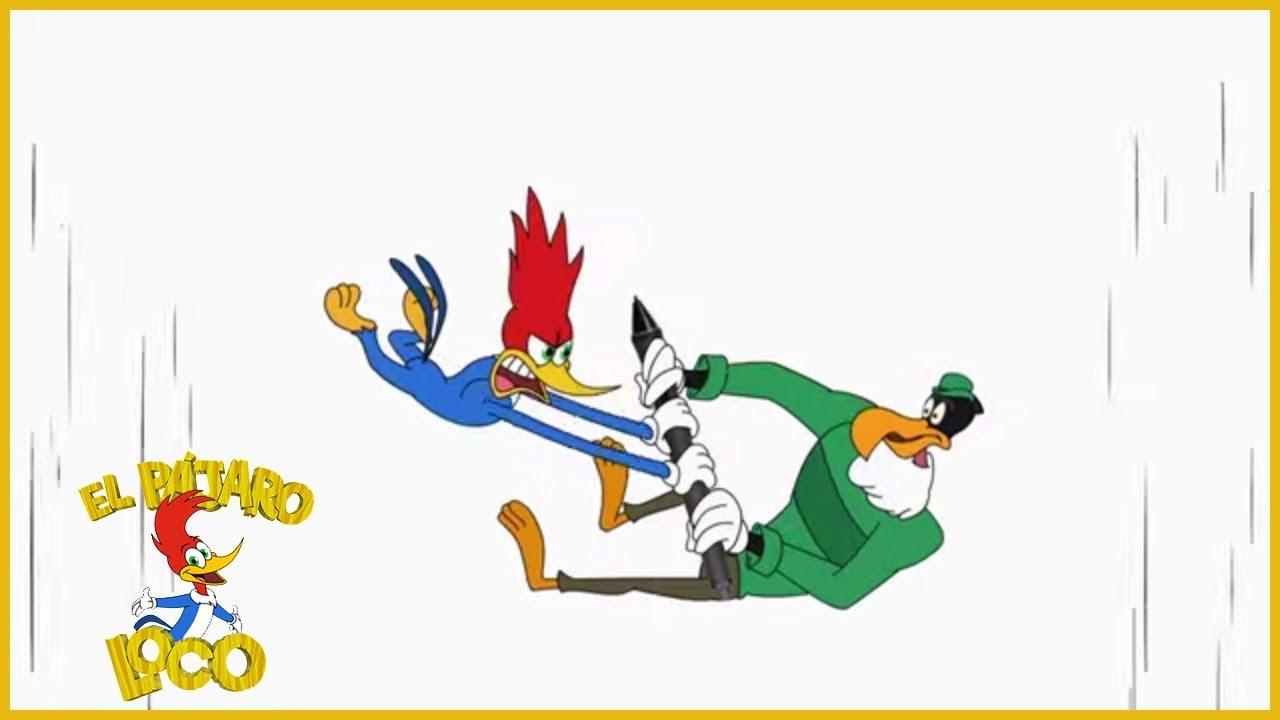 El Pajaro Loco Episodio Completo | La pluma es más poderosa | Dibujos Animados | Caricaturas