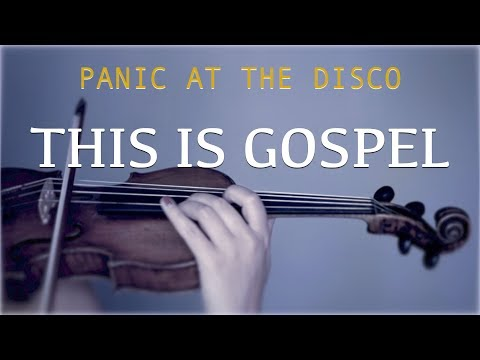 panic!-at-the-disco---this-is-gospel-for-violin-and-piano-(cover)
