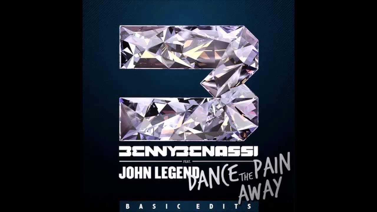 Benny Benassi John Legend Dance The Pain Away Benny Benassi