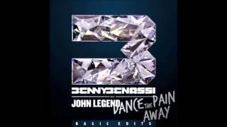 benny benassi john legend dance the pain away benny benassi basic extended