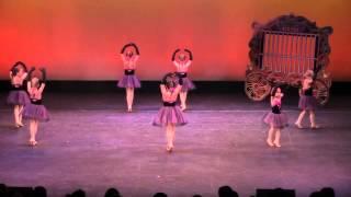 LOVE INSPIRE DANCE Circus Ballet