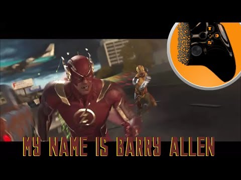 My Name Is Barry Allen!!: Injustice 2 #3