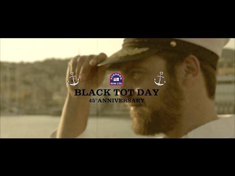 Black Tot Day 45° Anniversary - Pusser's Rum