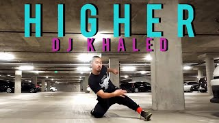 """HIGHER"" - DJ KHALED FT. NIPSEY HUSSLE , JOHN LEGEND 