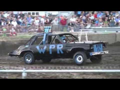Rush City Mn 2017 Demo, Old Iron, Builders Class, 2 Man,...
