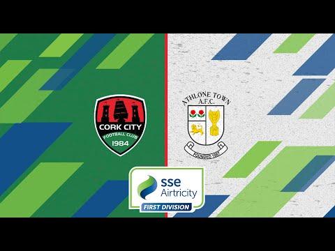 First Division GW21: Cork City 3-1 Athlone Town
