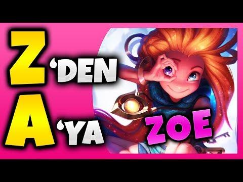 KAN ALACAĞIM DEDİ!!! Z'DEN A'YA ZOE!! BÖLÜM #3 | Barış Can