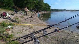 Рыбалка 2019. Выход на новые места. Лысогорка