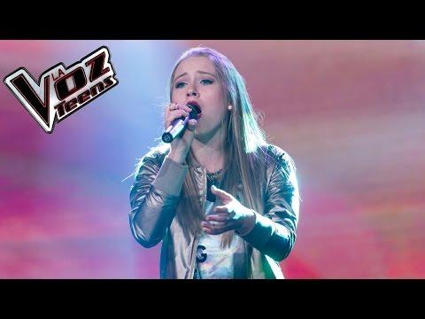 Nikki canta 'Desesperado' | Recta final | La Voz Teens Colombia 2016