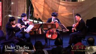 Under the Sea (Singapore String Quartet) - Flipside 2012 at Esplanade Concourse