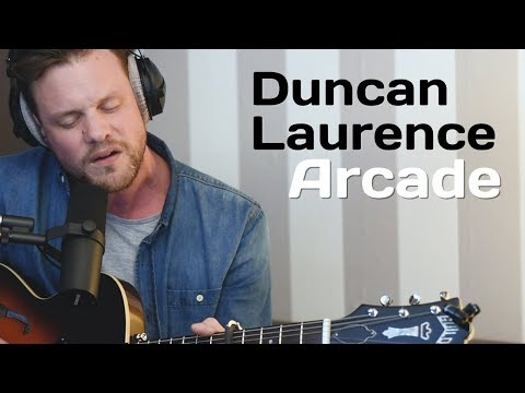 Arcade - Duncan Laurence (Cover by VONCKEN) Loop station Boss RC-505