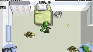 Army Men Advance (GBA) - Stage 1 (60 fps)