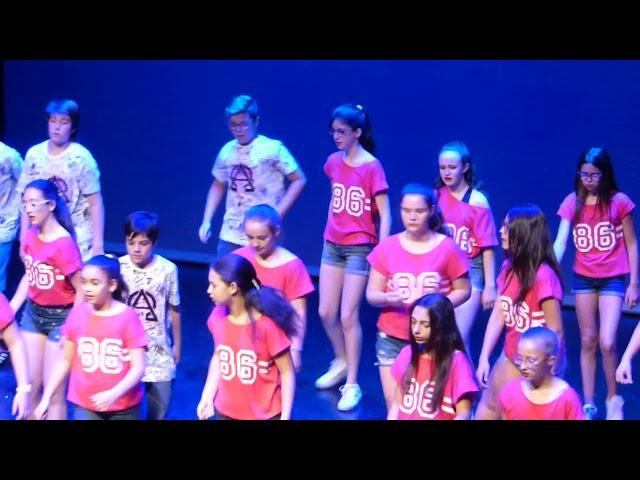 6é Primària - Bis - Festival Fi de Curs 2017-18 - CEIP Pintor Gimeno Barón