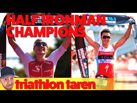 Half-Ironman 70.3 World Championship Highlights