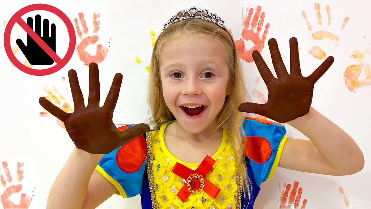ستايسي وقواعد السلوك الجديدة للأطفال