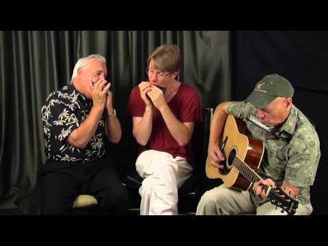 Phil Sardo & Tony Sardo Brothers Harmonica Lesson and Interview @ SPAH Convention