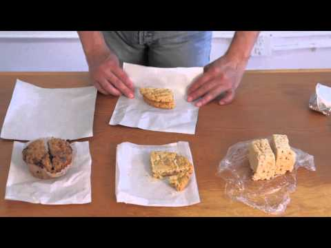 How To Wrap Food Besides Rice Cakes