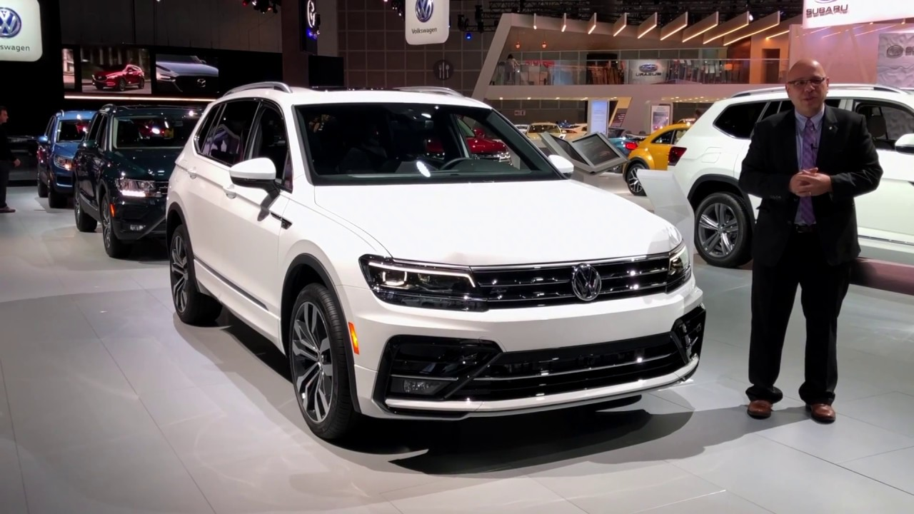 the 2018 vw tiguan r line youtube. Black Bedroom Furniture Sets. Home Design Ideas