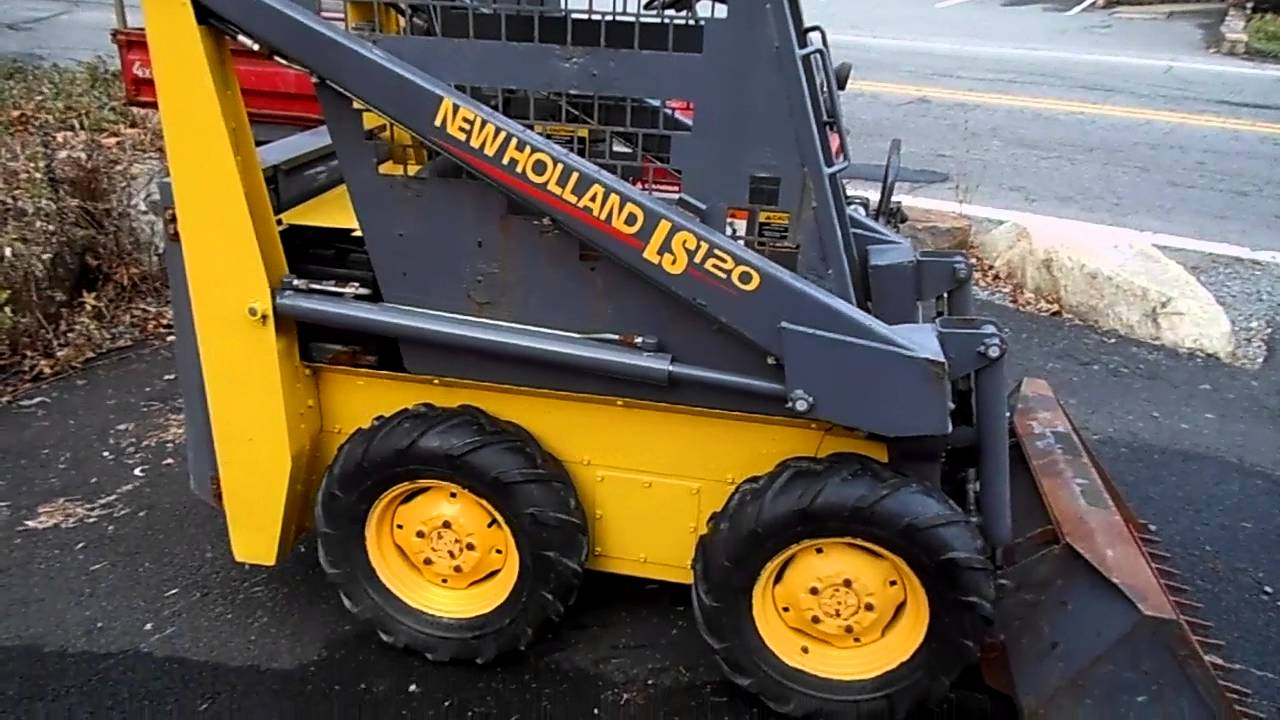 New Holland Ls120 For Sale In Nj